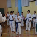 Trening karateja